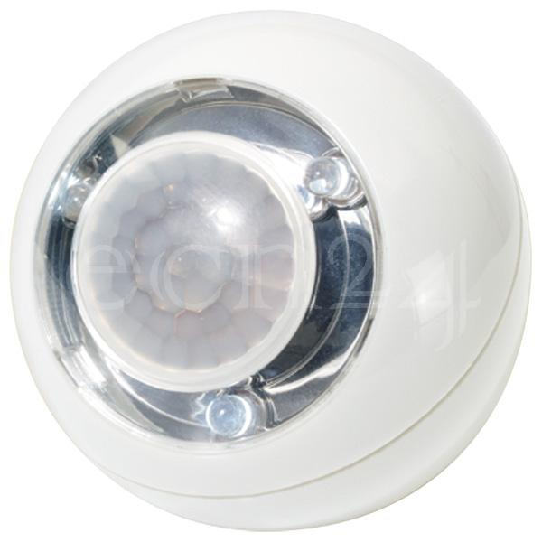 GEV LED Lichtball mit Bewegungsmelder LLL weiss