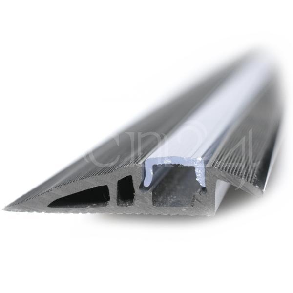 Bodenschiene für LED Lichtschlauch MiniFlex Stripe  eBay