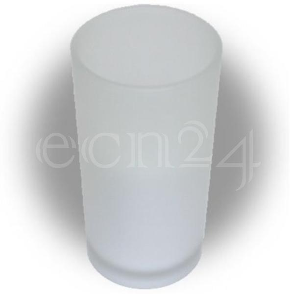 led kerze mit glas windlicht teelicht kerzen 6cm weiss ebay. Black Bedroom Furniture Sets. Home Design Ideas