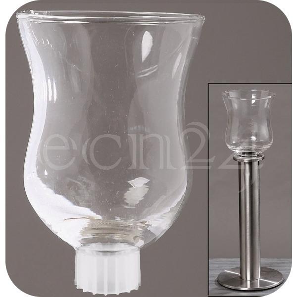 teelichtaufsatz teelichthalter f r kerzenst nder glas ebay. Black Bedroom Furniture Sets. Home Design Ideas