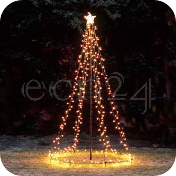 led weihnachtsbaum set tannenbaum ebay. Black Bedroom Furniture Sets. Home Design Ideas