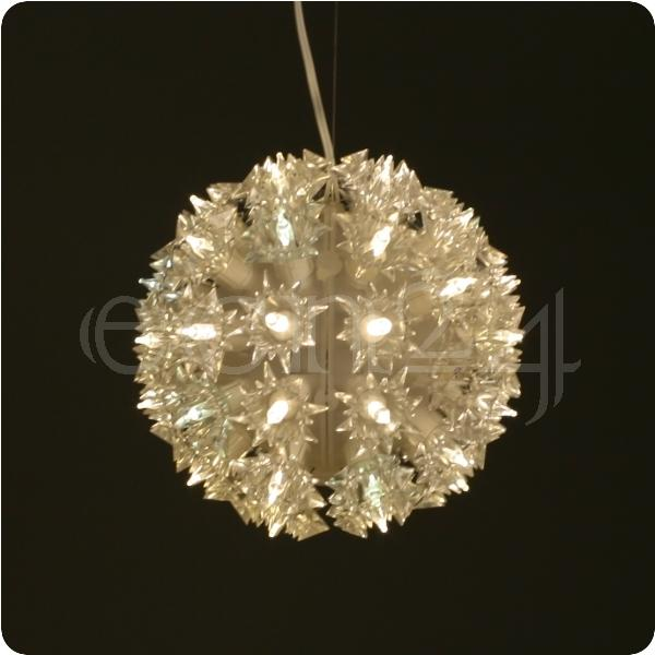 led ball weiss h ngende kugel weihnachtsbeleuchtung. Black Bedroom Furniture Sets. Home Design Ideas