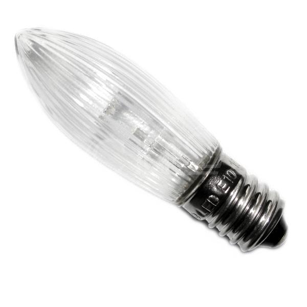 3 ampoules led pour guirlandes lumineuses culot e10 ebay - Ampoule led e10 230v ...