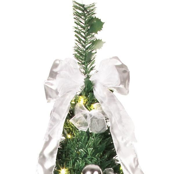 led weihnachtsbaum 1 80m komplett geschm ckt ebay. Black Bedroom Furniture Sets. Home Design Ideas