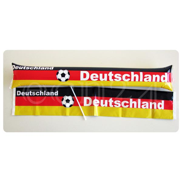 EDCO Klatschstangen Deutschland im 2er Set