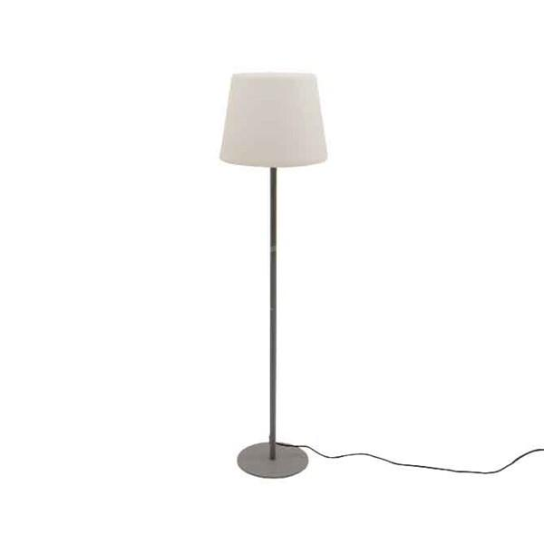 garten aussen stehlampe mit konischem schirm ebay. Black Bedroom Furniture Sets. Home Design Ideas