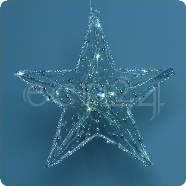 led stern weihnachtsstern fensterdeko lichterkette wei ebay. Black Bedroom Furniture Sets. Home Design Ideas