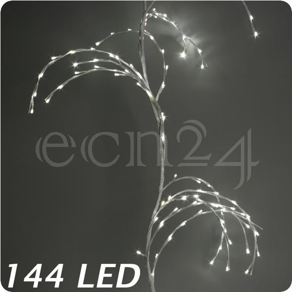 LED-Girlande-mit-144-bzw-288-LED-weiss-Lichterkette