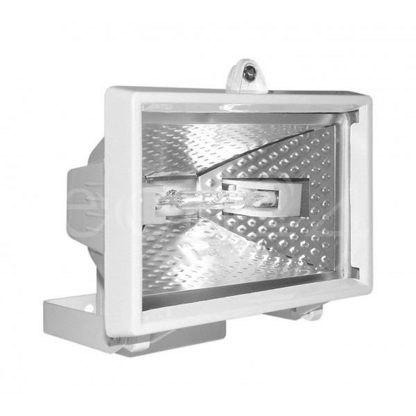 120 watt halogenstrahler inklusive leuchtmittel ebay. Black Bedroom Furniture Sets. Home Design Ideas