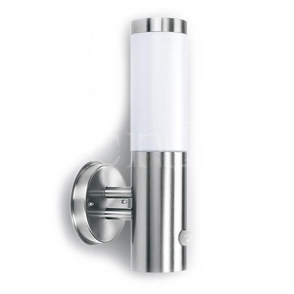 Led Lampe Aussenlampe Wandlampe Mit Bewegungsmelder Und Dimmatik Ebay