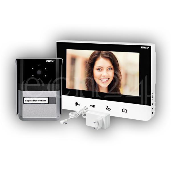 Video Sprechanlage Türsprechanlage Gegensprechanlage Sophia 88665 erweiterbar