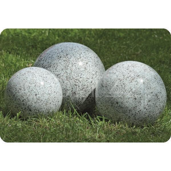 Boule de d coration grise pour maison et jardin ebay - Boule decorative pour jardin ...