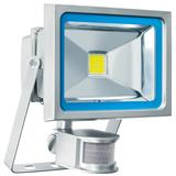 LED floodlight with 180° motion detector up to 30W