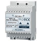 System power supply - central transformer CNV