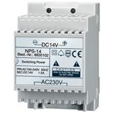 System power supply - central transformer CVS
