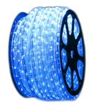 LED rope light by the length (1m) blue