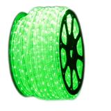 LED rope light by the length (1m) green
