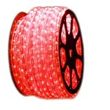 LED rope light by the length (1m) red