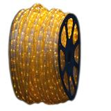 2m LED rope light by the length yellow