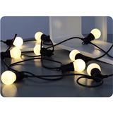 Party light string, 20x5 LEDs, 12 m