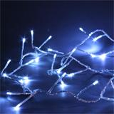 LED light string small ice white LED transparent