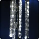 5 Snowtubes LED light rods, snowfall effect