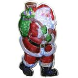 LED Christmas figures, 80cm, outdoor use