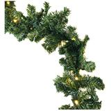 LED fir garland for outdoor use 20m