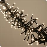 LED light string Clusterlights warm white