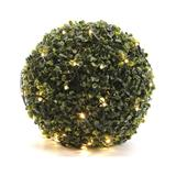 LED light string net for box tree sphere