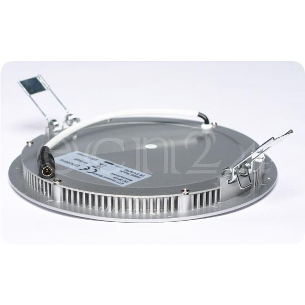 Led deckenlampe downlight rund warmwei for Led deckenlampe rund